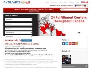 AutoPartsWAY.ca