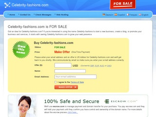 Celebrity-Fashions.com / Beckys Boutique