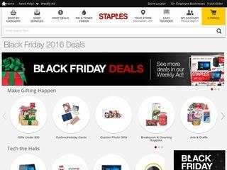 Staples Office Supplies & Technology