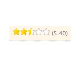 new star ratings